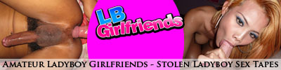 Ladyboy girlfriends are the horniest!